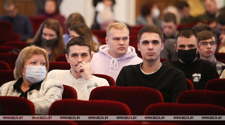 Форум вузов инженерно-технологического профиля СГ стартовал в Минске