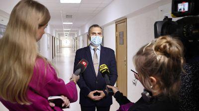 В Минске частично приостанавливается оказание плановой медпомощи