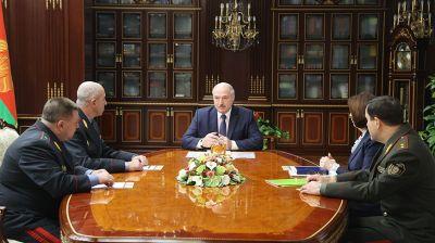 Лукашенко назначил новых помощников в Брестской, Гродненской областях и Минске