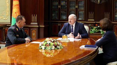 Кубраков назначен министром внутренних дел