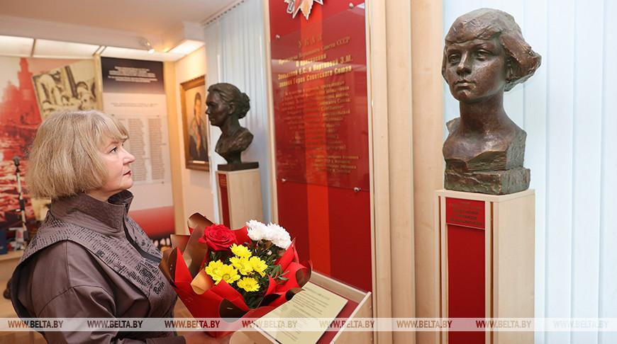 Музей Обольского подполья отмечает 55-ю годовщину со дня основания