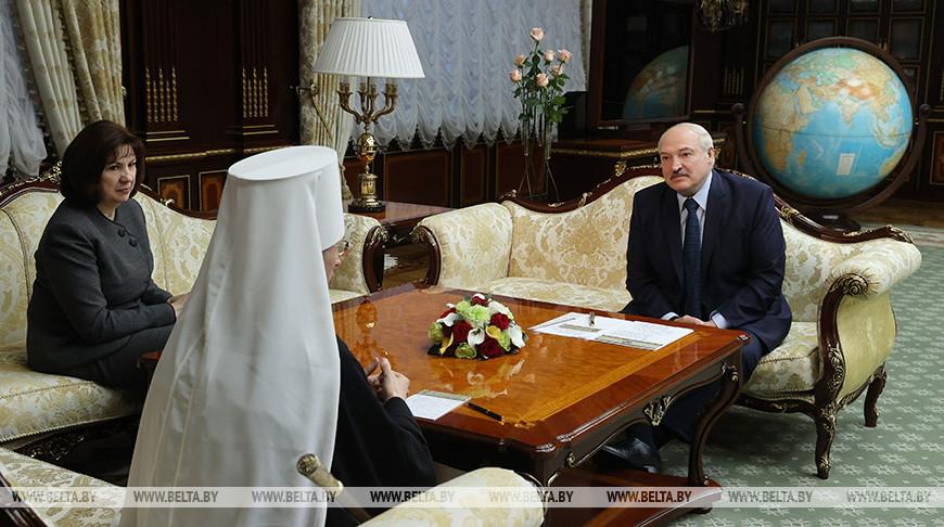 Лукашенко: государство всегда будет привержено межконфессиональному миру в Беларуси
