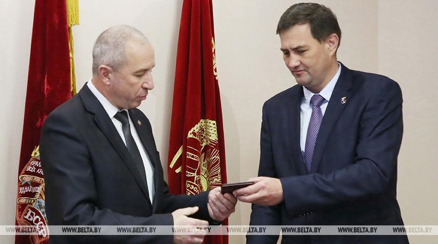 Караева представили в должности помощника Президента - инспектора по Гродненской области