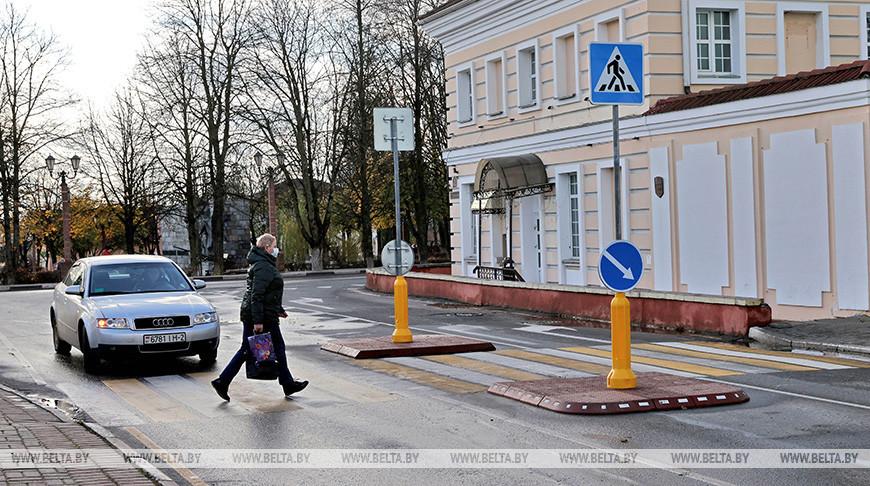 В Полоцке внедряют новшества в дорожное движение