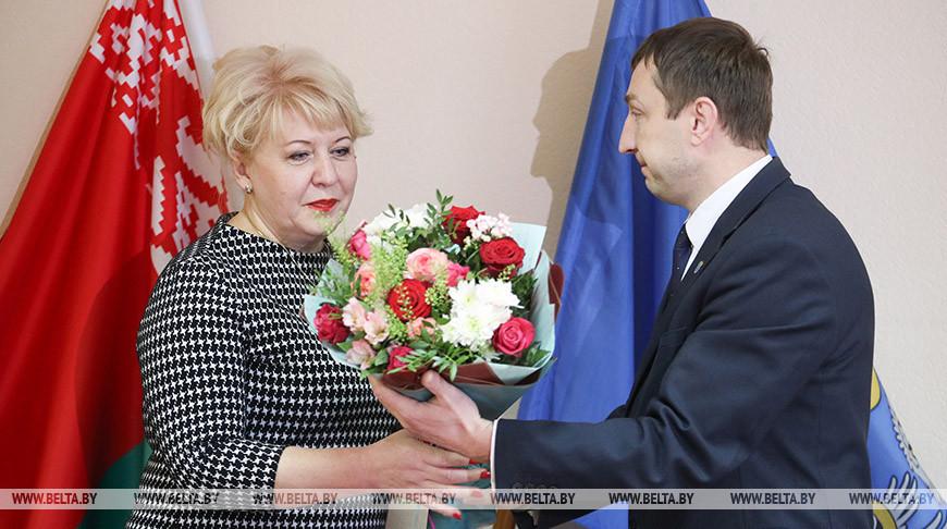 Председателем комитета по здравоохранению Мингорисполкома стала Жанна Казаченок