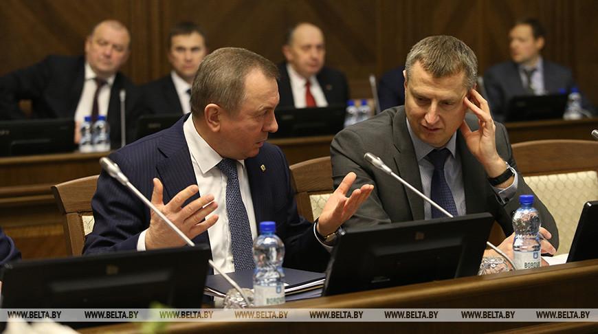 Состоялось заседание Совета Министров по итогам работы экономики за январь - сентябрь текущего года