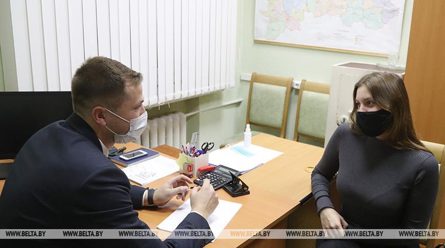 Общественная приемная в Могилеве будет работать до конца ноября
