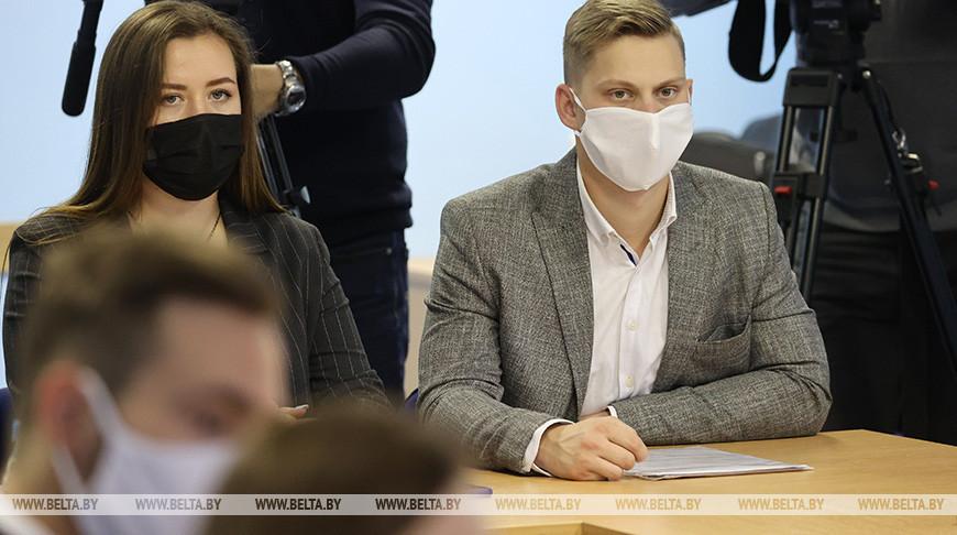 На диалоговой площадке в Минске обсудили вопросы общественно-политического устройства Беларуси