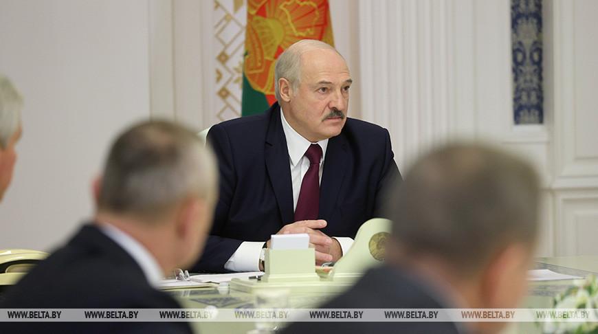 Лукашенко высказался о международной ситуации и внешнеполитических целях Беларуси