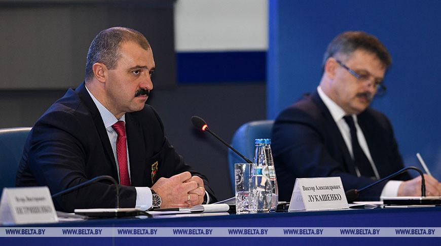 Совещание по подготовке к XXXII летним Олимпийским играм в Токио и XXIV зимней Олимпиаде в Пекине прошло в Минске