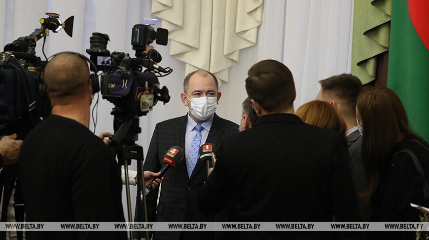 Областное совещание по профилактике коронавирусной инфекции провели в Могилеве