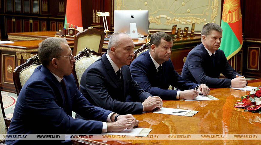 Назначены послы Беларуси в Китай, Азербайджан, Армению, Пакистан и Кению