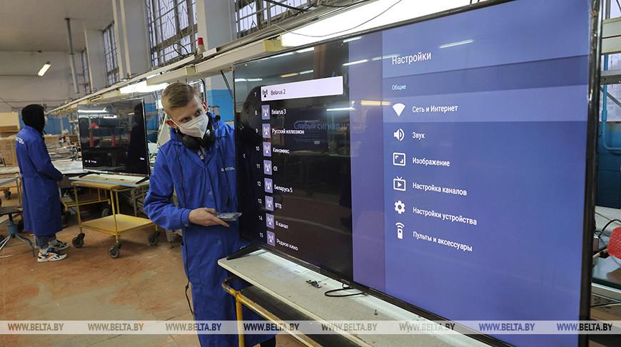 """""""Витязь"""" разработал умный телевизор на мультимедийной платформе российского """"Яндекса"""""""