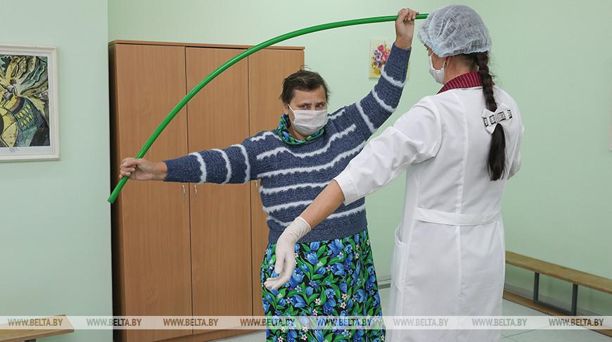 В Ляховичском районе открыли психоневрологический дом-интернат для престарелых и инвалидов