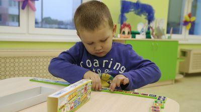 Новый детский сад открылся в Славгороде