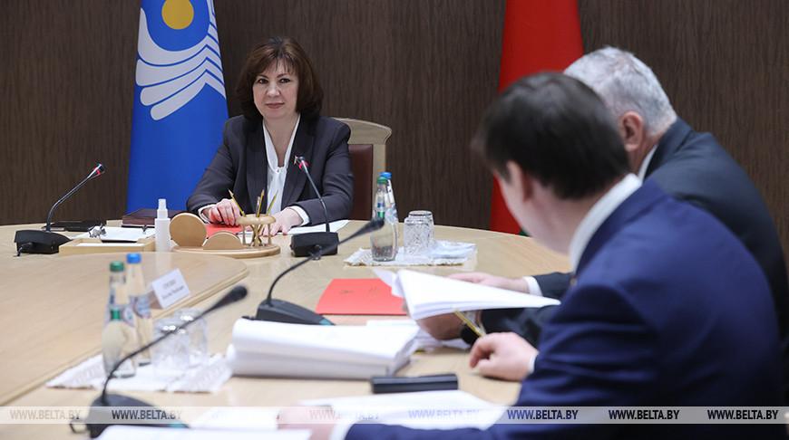 Состоялось 51-е пленарное заседание МПА СНГ