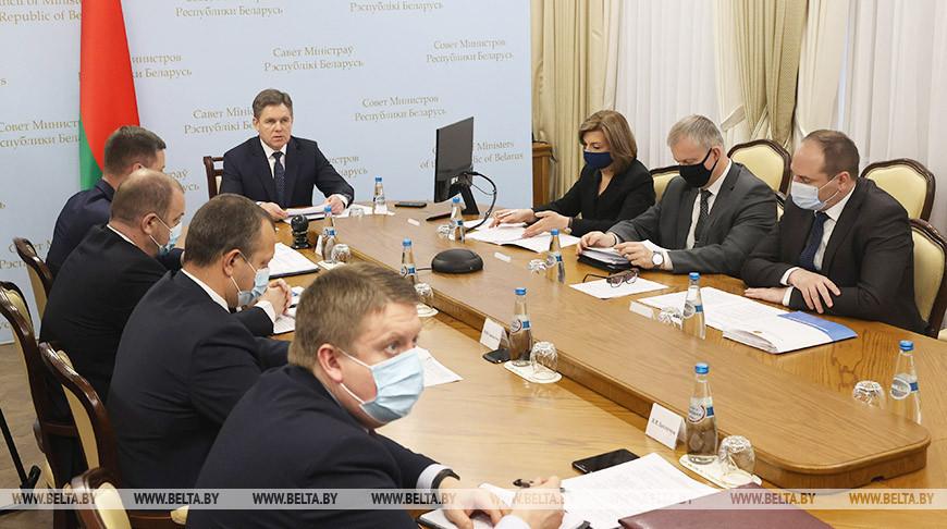 Петришенко провел переговоры с руководством Псковской области