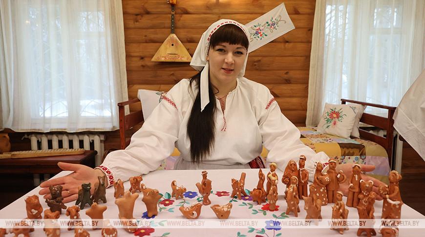 Технология изготовления глиняных игрушек Витебской области включена в список историко-культурных ценностей Беларуси
