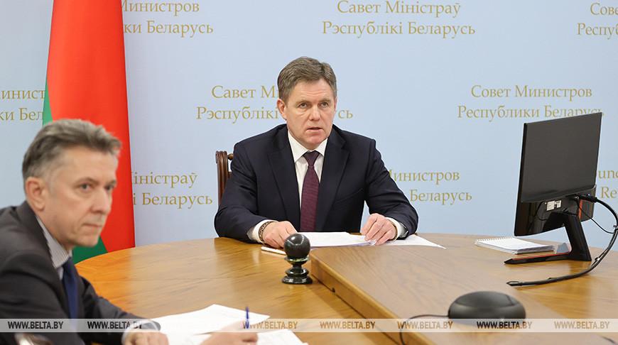 Петришенко принял участие в заседании Национальной комиссии по правам ребенка
