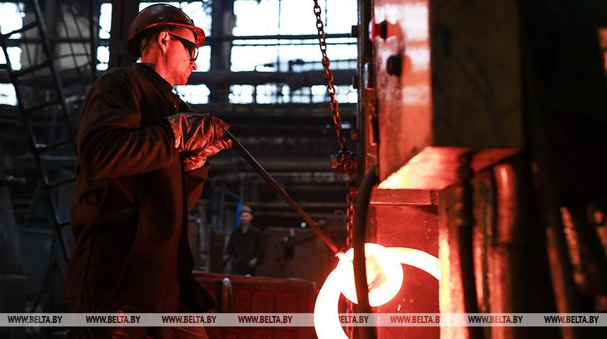 Литейное и кузнечное производства на Минском тракторном заводе