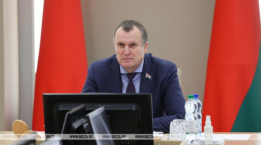 Исаченко провел заседание Совета по устойчивому развитию