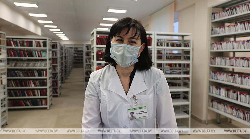 Городская поликлиника №20 открылась после реконструкции в Минске