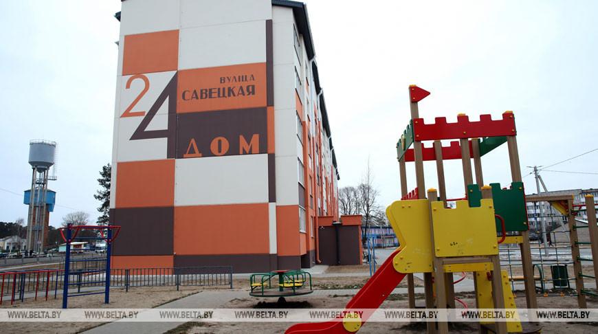 Шесть электродомов построят в Гомельской области в 2021 году