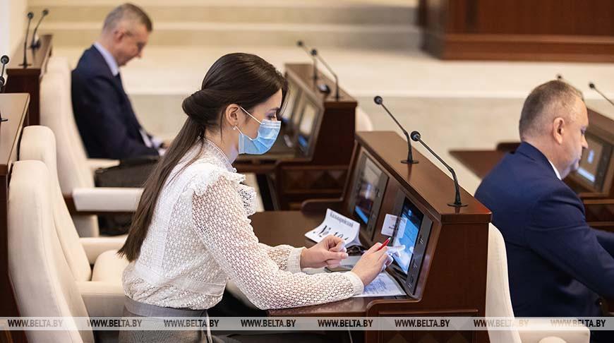 Палата представителей приняла в первом чтении законопроект о государственной службе