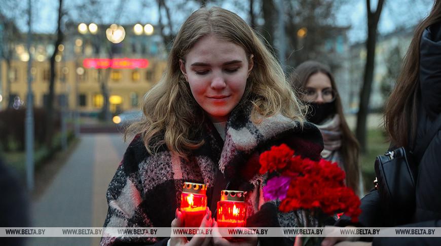 """В Бресте прошла патриотическая акция """"Память сердца"""""""