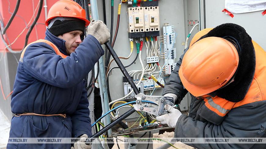 16-этажный электродом будет сдан в эксплуатацию до конца года в Гомеле