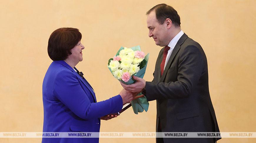 Головченко вручил госнаграды