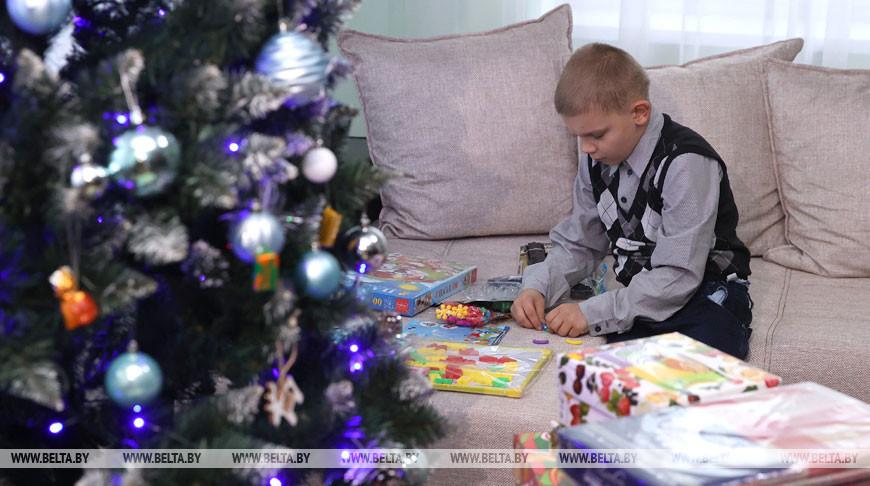 Детский дом семейного типа открыли в Гродно