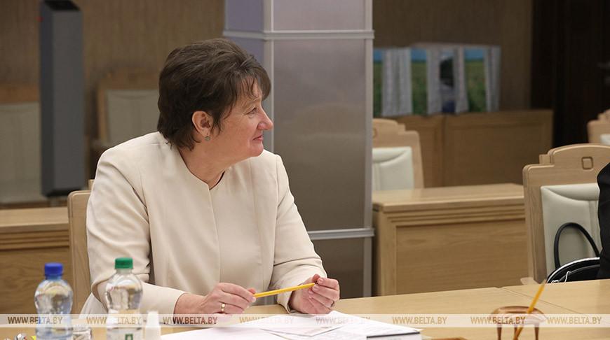Заседание совета старейшин прошло в Совете Республики