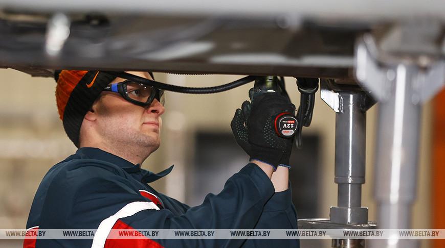 МАЗ открыл сборочное производство электротранспорта в Жодино