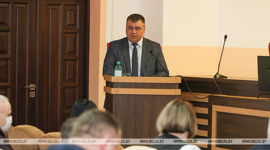 В Каменце избрали делегатов на VI Всебелорусское народное собрание