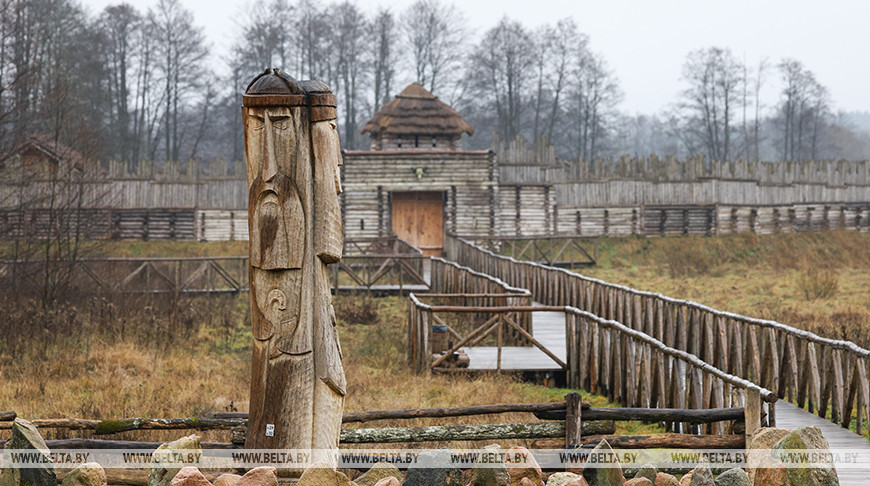 В Беловежской пуще готовится к открытию археологический музей под открытым небом