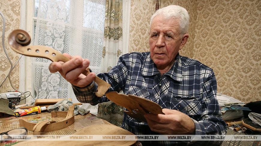 Марьян Скрамблевич - лауреат специальной премии Президента деятелям культуры и искусства