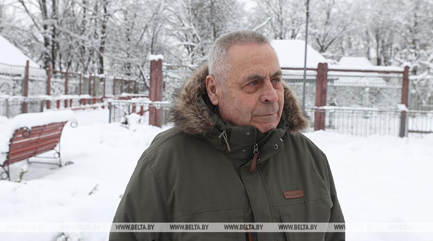 Георгий Малиновский - делегат VI Всебелорусского народного собрания