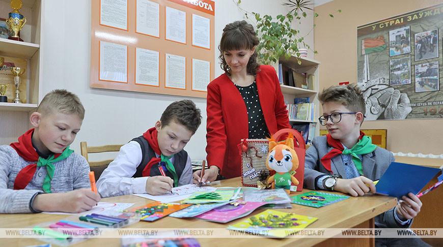 Вероника Горюнова - делегат Всебелорусского народного собрания