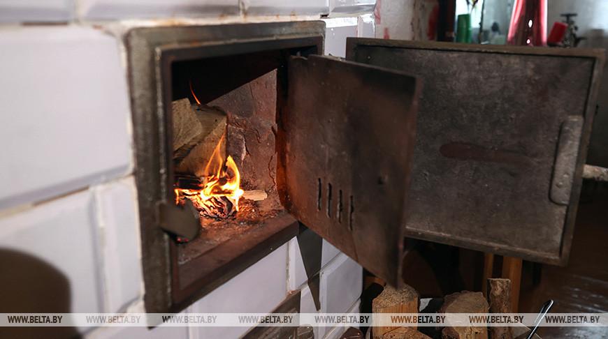 Смотровые комиссии проверили печное отопление в Гродненском районе