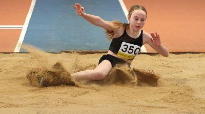 Соревнования по легкой атлетике проходят в Могилеве
