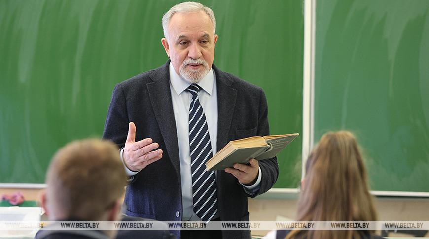 Михаил Волков - делегат Всебелорусского народного собрания
