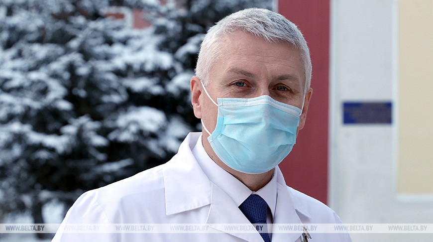 Олег Иванцов - делегат Всебелорусского народного собрания