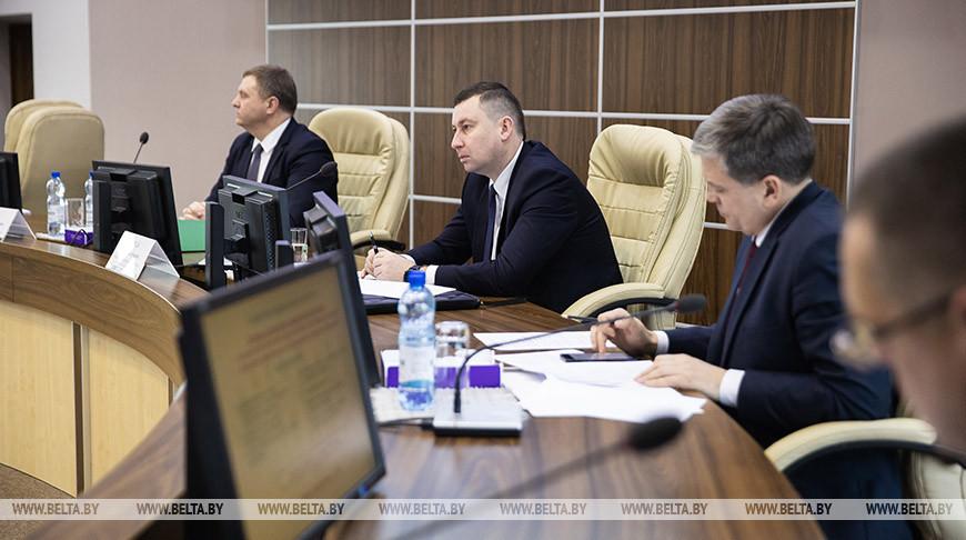 Состоялась пресс-презентация программы социально-экономического развития Беларуси на 2021-2025 годы