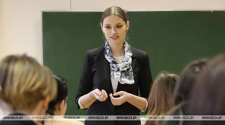 Юлия Вайлунова - стипендиатка президентского фонда