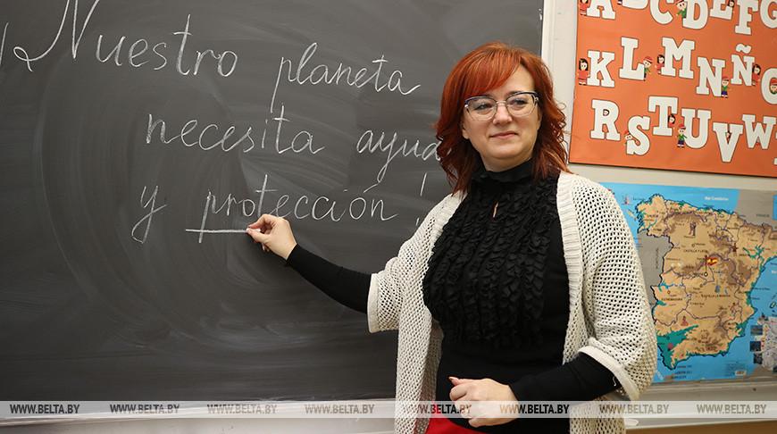 Юлия Костоломова - делегат VI Всебелорусского народного собрания
