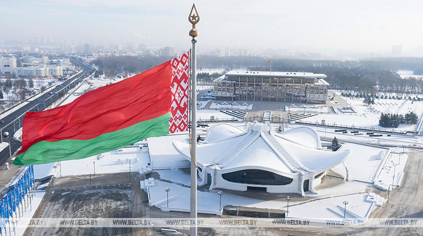 Минск. Дворец Независимости