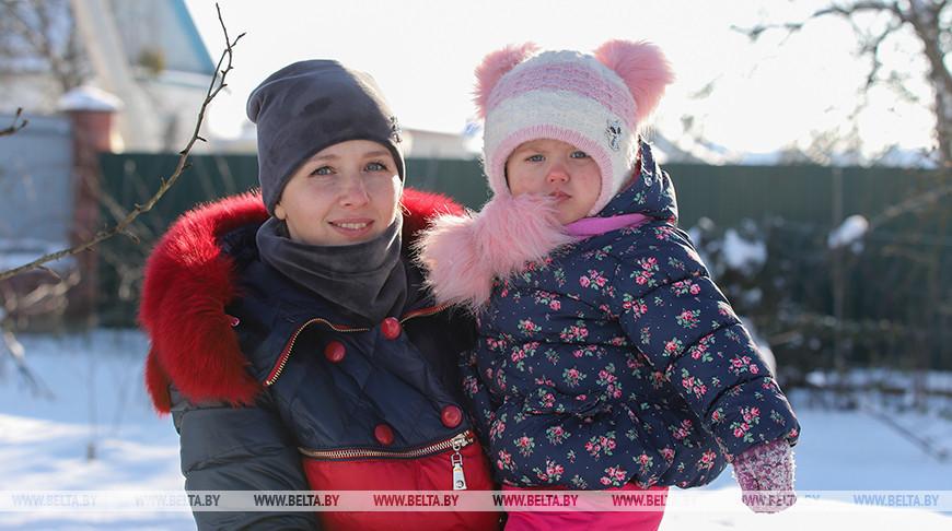 Ольга Гапоник - делегат VI Всебелорусского народного собрания