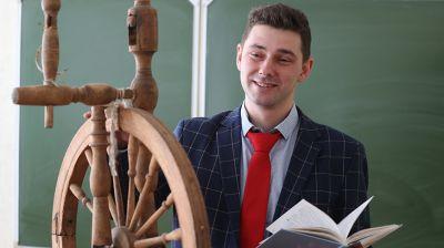 Учитель из Могилевского района Антон Лобановский - делегат Всебелорусского народного собрания