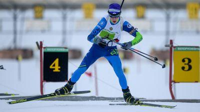Третий этап Кубка Белорусской федерации биатлона прошел в Новополоцке